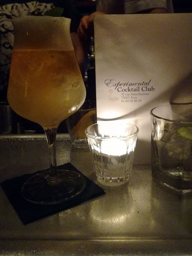 Le Wai-Me de l'experimental cocktail club
