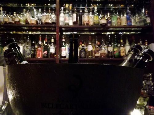 Experimental cocktail club paris