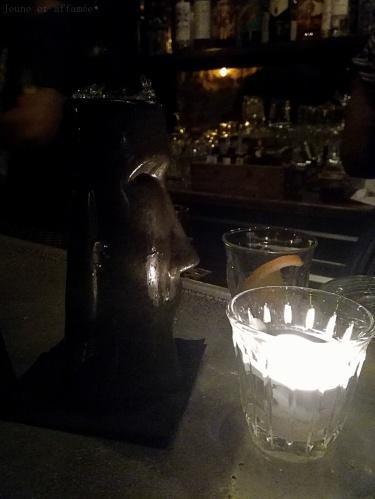 Cocktail Passion dashi de l'Experimental cocktail club