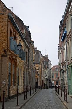 Façades colorées, Lille