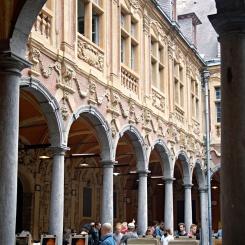 La vieille bourse, Lille