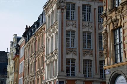 Maisons sur la Grand Place