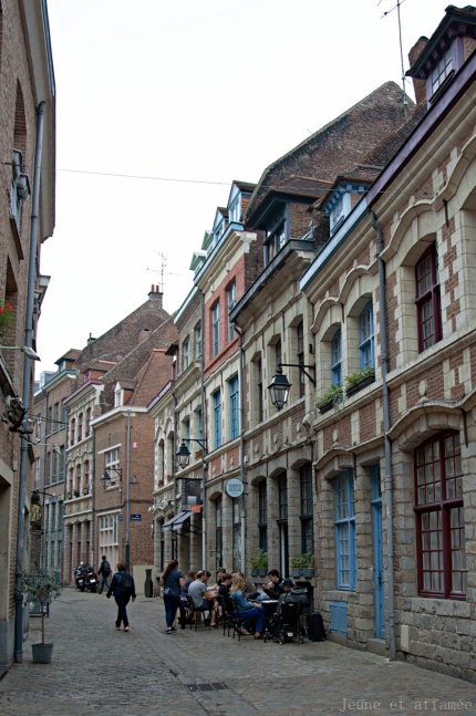 Les jolies rues, Lille