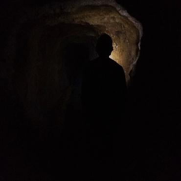 Marche dans un tunnel