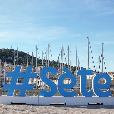 Week-end à Sète