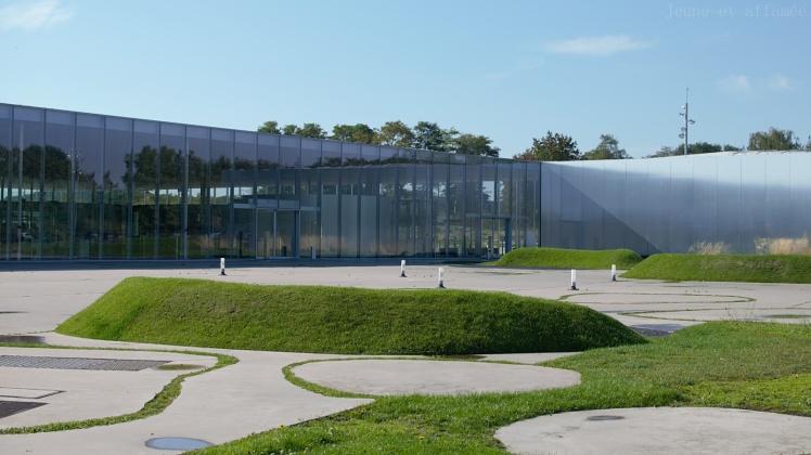Une architecture épurée pour le Louvre-Lens