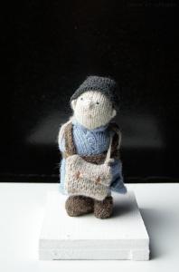 Les petits soldats de laine de Wool War One