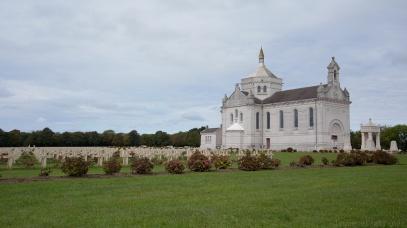 Le plus grand cimetière militaire de France