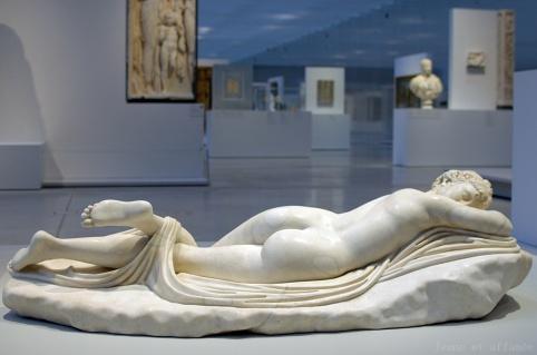 15 min autour d'une œuvre : Hermaphrodite