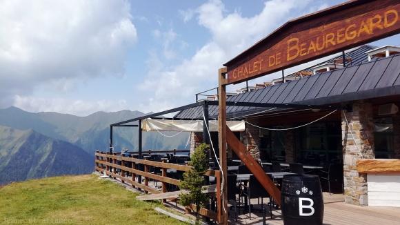 Restaurant d'altitude
