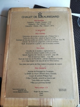 Chalet de Beauregard