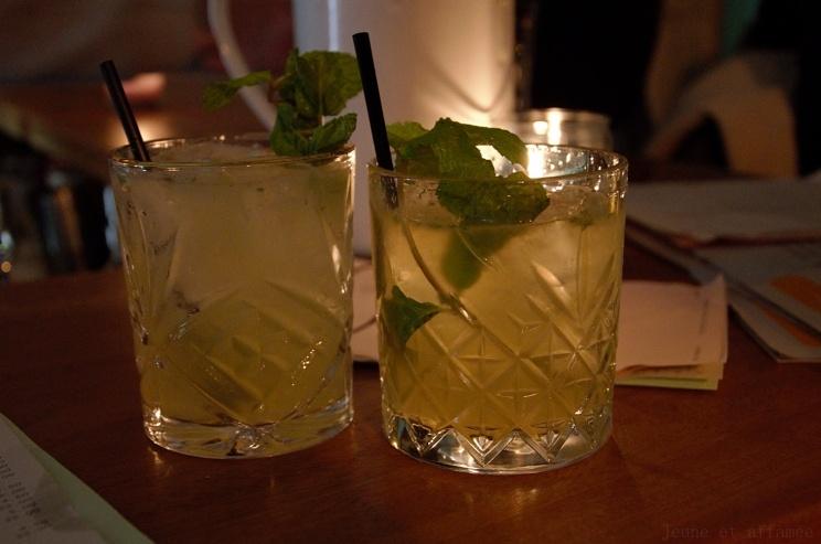 Floréal Belleville, bar/restaurant