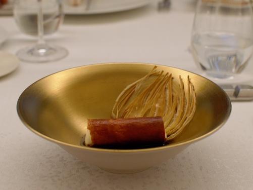 Soupe à l'oignon par Thierry Marx