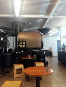 Café et torréfacteur à Auckland