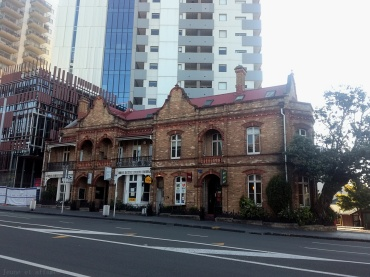 Centre d'Auckland, NZ