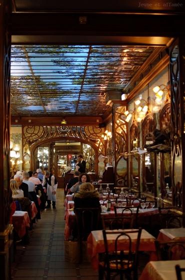 Grande salle Chartier Montparnasse