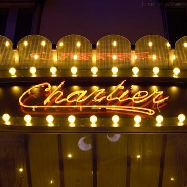 Enseigne du Bouillon Chartier