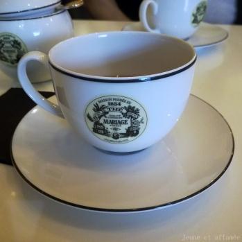 Tasse à thé Mariage Frères