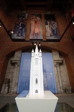 Visite du beffroi de Douai