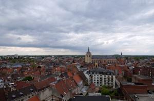 Vue panoramique sur Douai