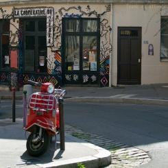 Rues de la Croix-Rousse, Lyon