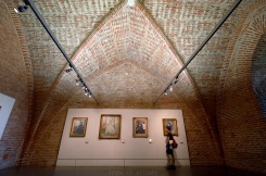 Musée Toulouse lautrec, Albi