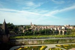 Jardin du musée toulouse-Lautrec