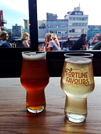 Fortune Favors, bar et brasserie à Wellington