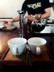 Lanason brew bar, café, Wellington