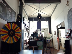 Black coffee, Wellington