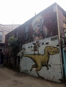 Découvrir des fresques de street art au détour des rues de Wellington