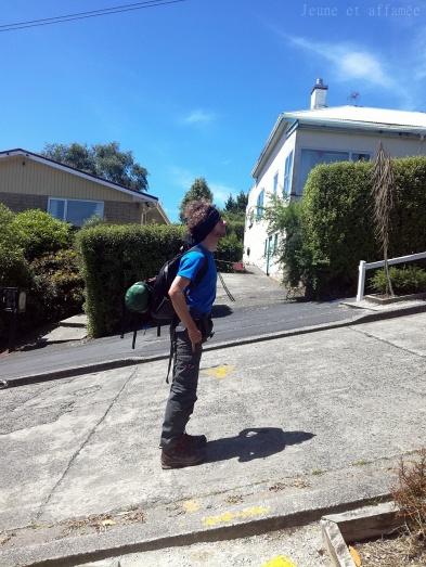 Baldwin street, Dunedin, Nouvelle-Zélande