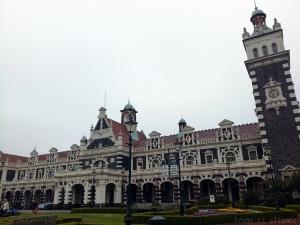 Gare de Dunedin, Nouvelle-Zélande