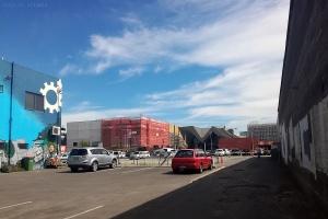 Christchurch, encore très marquée par le séisme de 2011