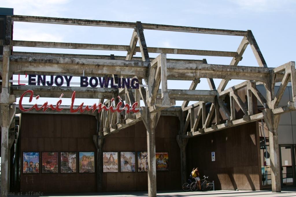 Bowling et cinéma dans l'ancienne usine de la Société Française à Vierzon