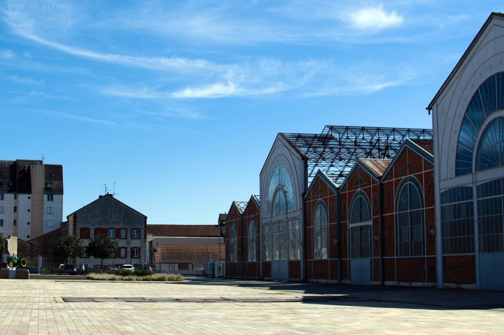 L'ancienne usine de la société française Vierzon