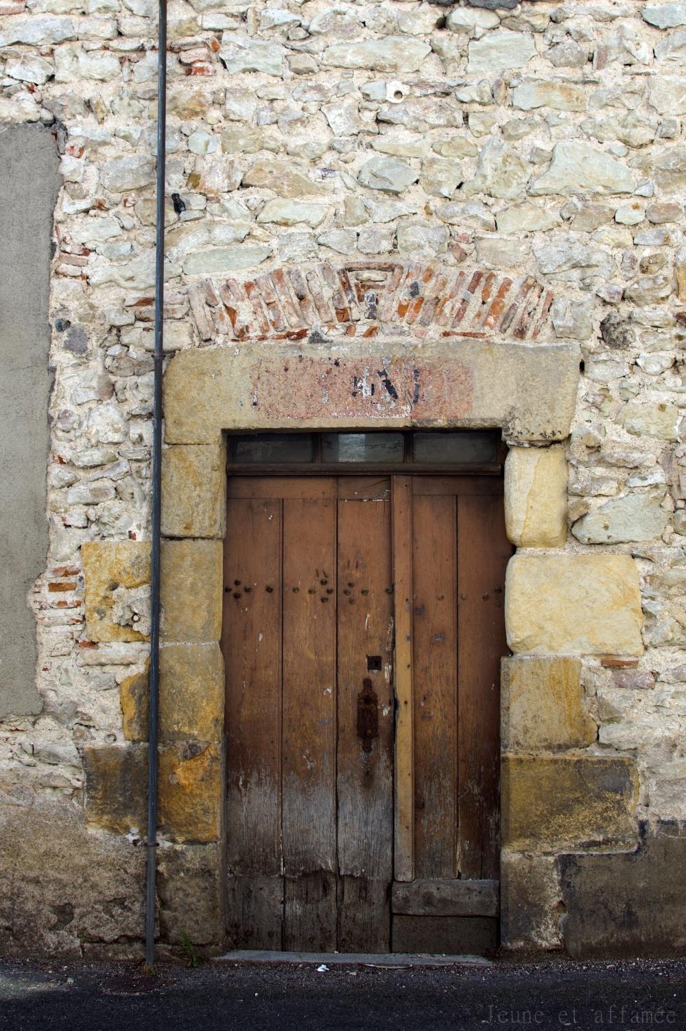 Vieille porte dans Vierzon