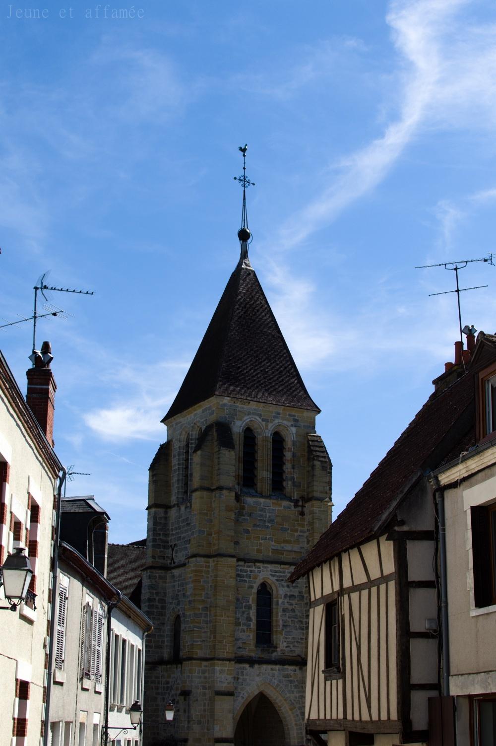 Clocher de l'église Notre-Dame, Vierzon
