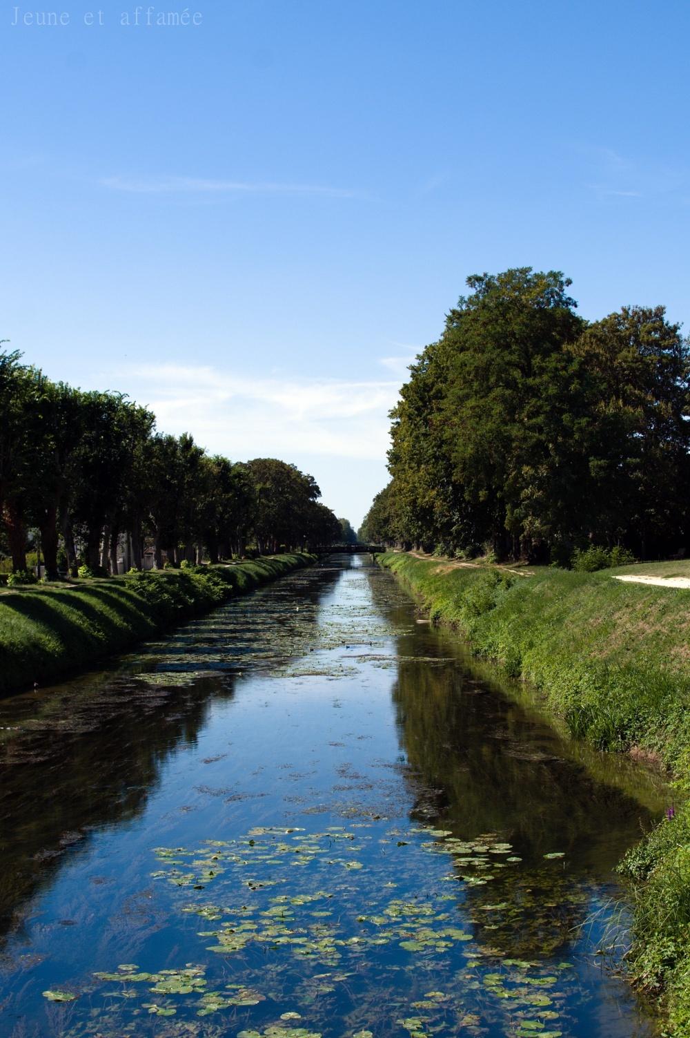 Le canal du Berry, Vierzon