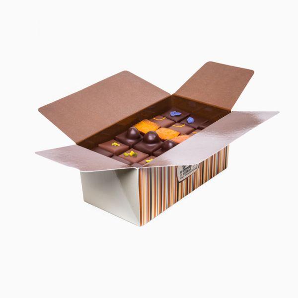 ballotin chocolats criollo