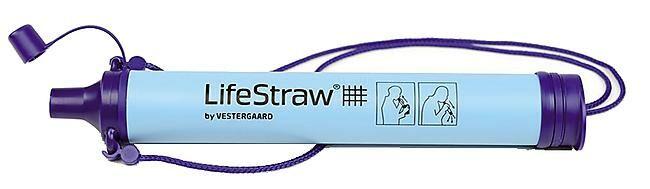 Paille filtrante Lifestraw