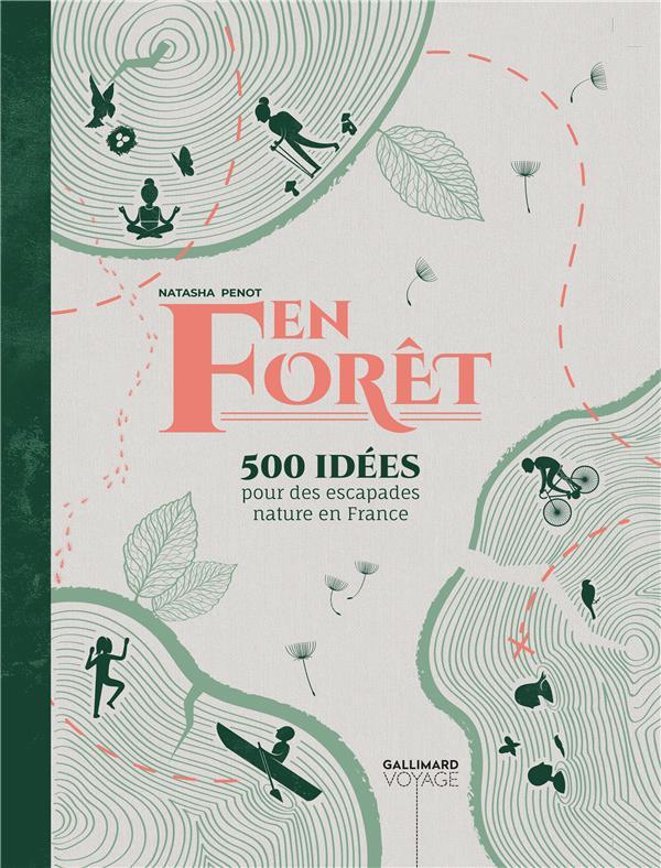 En forêt, Gallimard