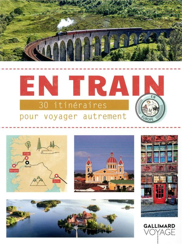 En train, Gallimard