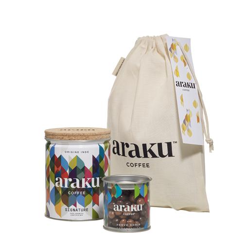 Coffret araku coffee