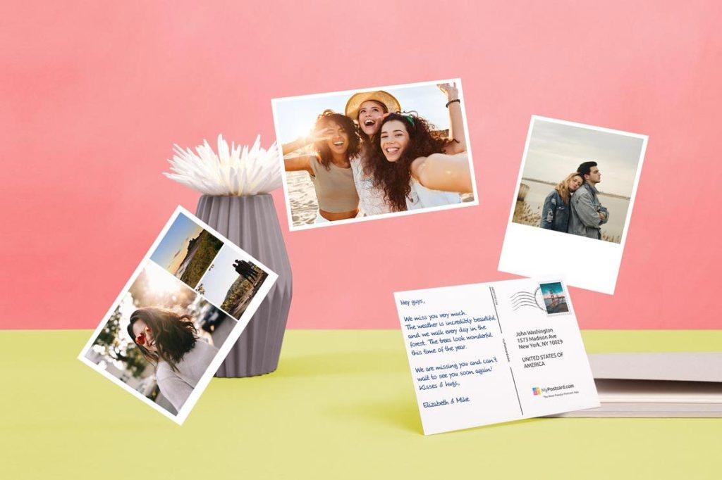 Cartes postales MyPostcard