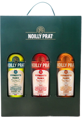 Coffret Noilly Prat