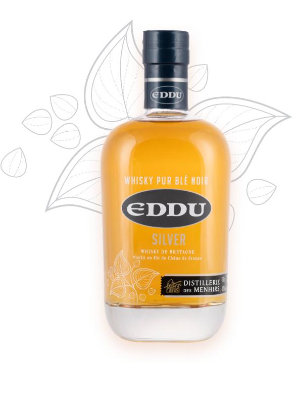 Whisky breton Eddu